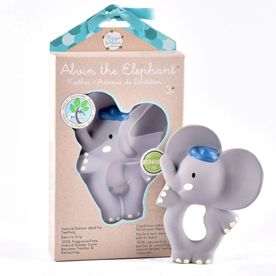 Natural Teether by Tikiri Toys