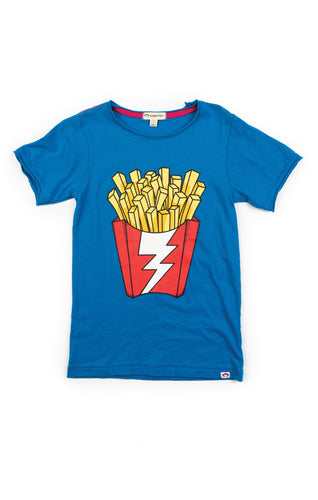 Graphic Tee Shazam Fries by Appaman
