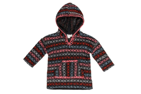 Sonora Jacquard Hoodie by Mimi & Maggie