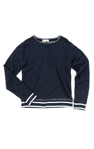 Highland Sweatshirt in Navy by Appaman