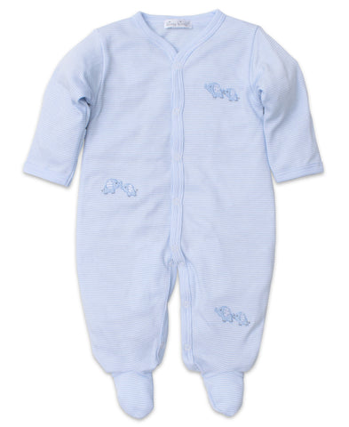 Baby Trunks Footie by Kissy Kissy