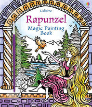 Usborne Magic Painting Books