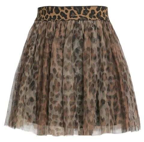 Animal Print Tutu Skirt by Hannah Banana