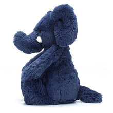 Bashful Blue Elephant Medium by Jellycat
