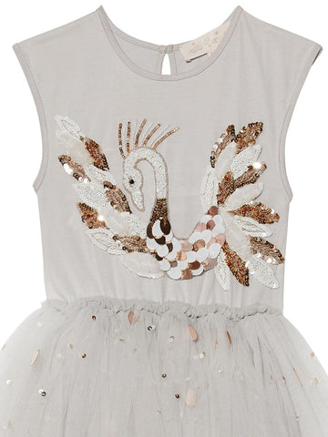 Cherished Swan Tutu Dress by Tutu Du Monde