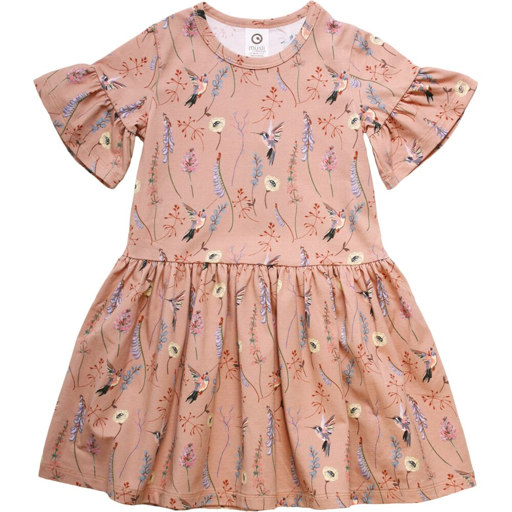 Musli Hummingbird Blush Dress