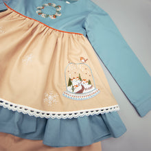 Snowglobe Dress By Evie's Closet - PREORDER