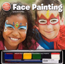 Face Painting Kit by Klutz