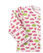 Whimsical Watermelon Footie By Kissy Kissy