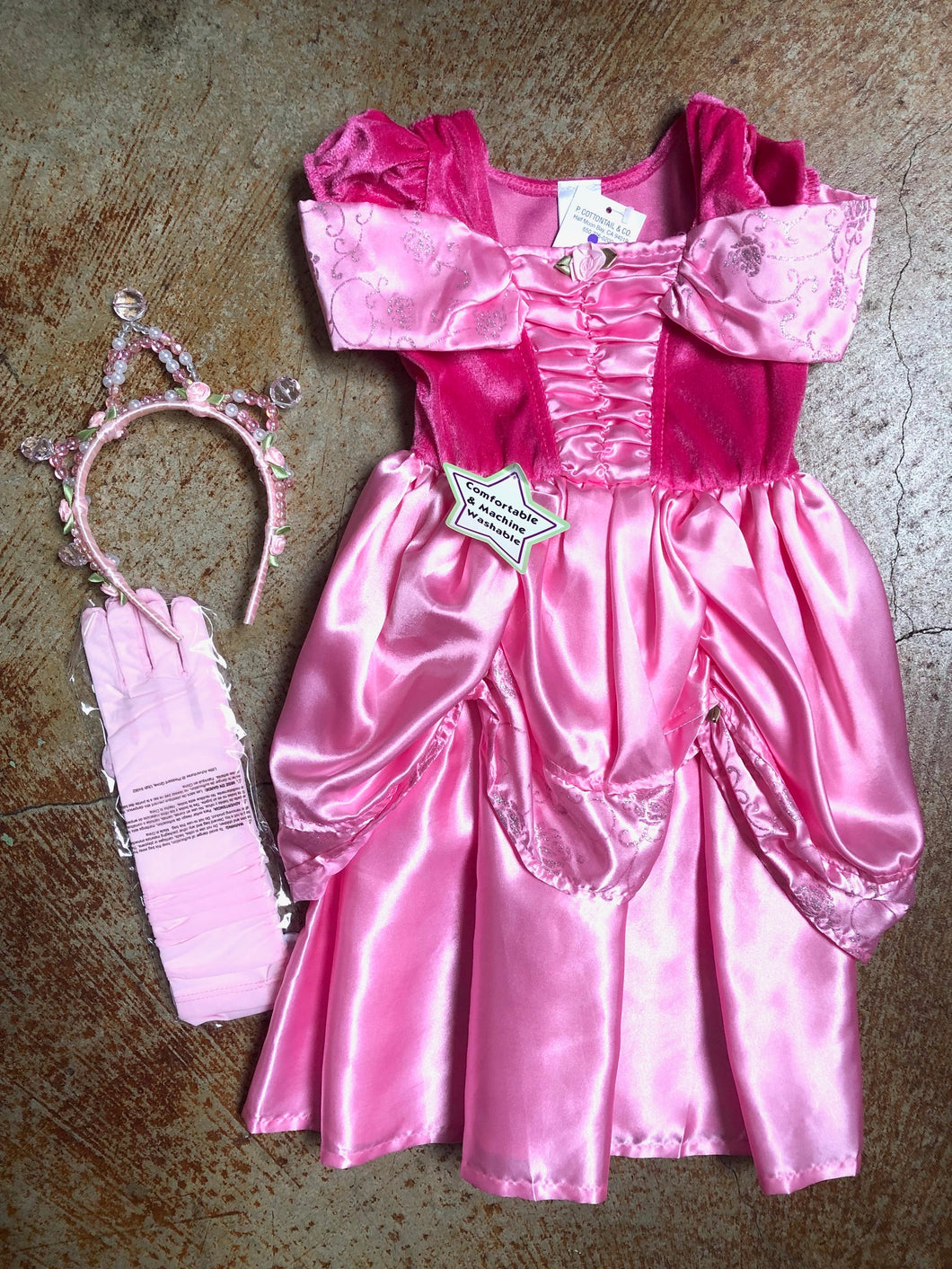 Princess Dress Set - FLASH SALE ITEM
