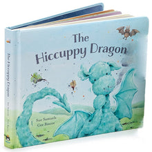 The Hiccupy Dragon Book by Jellycat