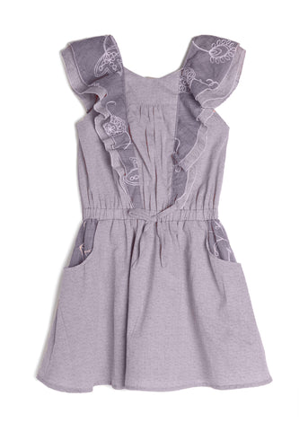 Juniper Dress in Lavender