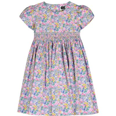 Mia Smocked Dress
