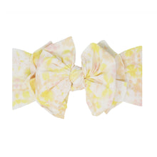 Baby Bling Printed Fab - Bow - Lous Sp21