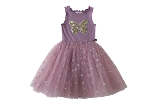 Butterfly Snow Tutu Dress by Petite Hailey