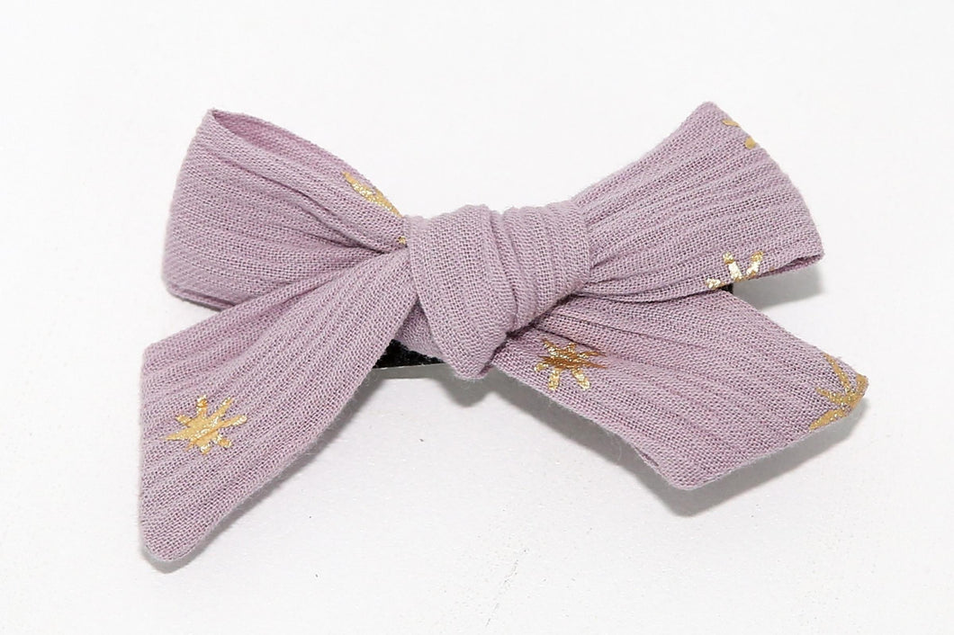 Petite Hailey Small Bow Clip
