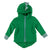 Kickee Pants Solid Fleece Zip-Front Dino Hoodie