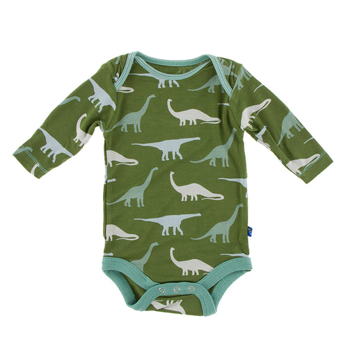 Kickee Pants Paleontology Bodysuit