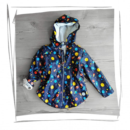 Universe Raincoat by Tuc Tuc