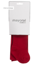 Cherry Tights for Baby Girl by Mayoral