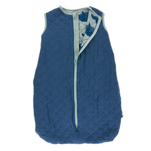 Kickee Pants Oceanography Quilted Sleeping Bag