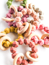 Abby Teething Rattles by 3 Hearts