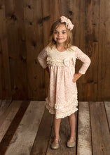 Isobella & Chloe Vintage Rose Dress