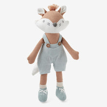 "Fox 15"" Baby Knit Toy by Baby Needs"
