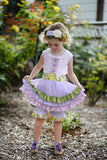 Lemon Love Ruth Tutu Dress by Giggle Moon