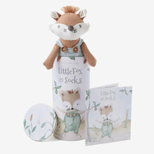 "Fox Toy 10"" Gift Set by Baby Needs"