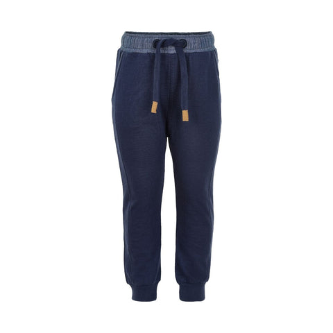 MinyMo Navy Blazer Sweatpants