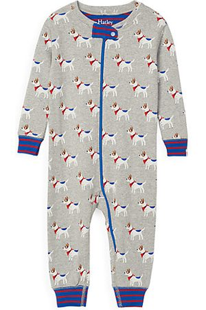 Cute Pups Organic Cotton Coveralls by Hatley