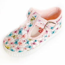 Toddler Girl T-Strap Shoe by Cienta