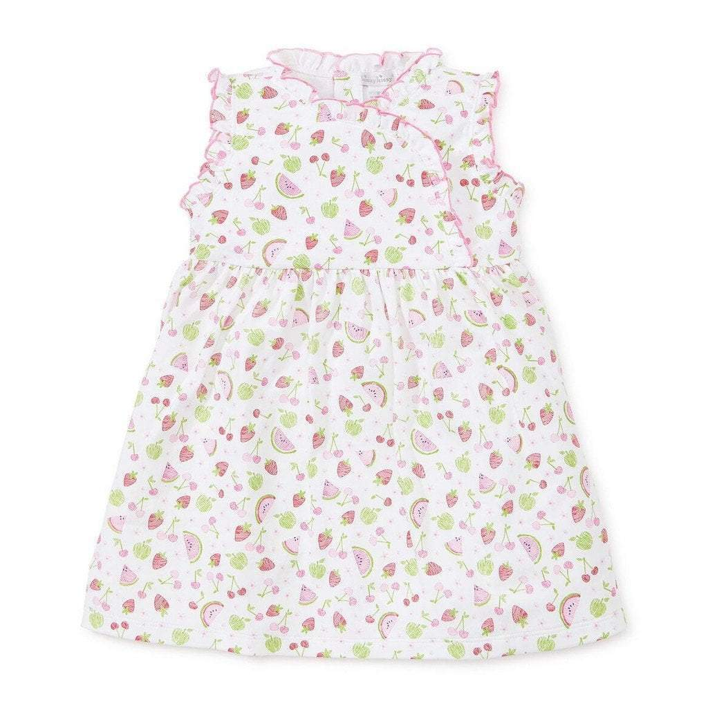 Tutti Frutti Print Dress Set by Kissy Kissy