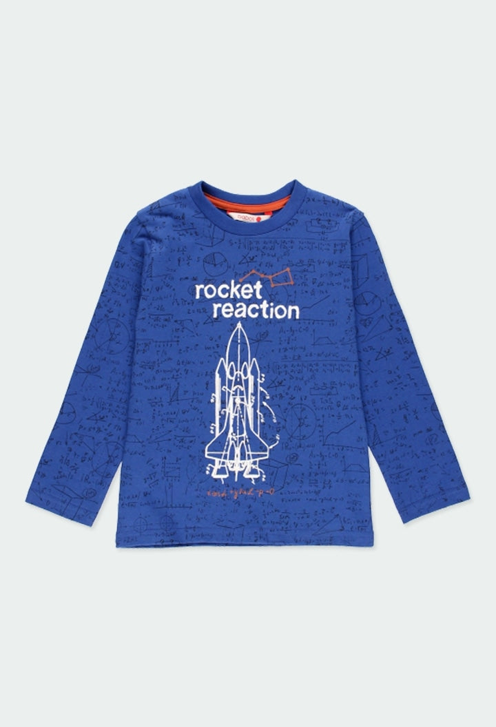 Rocket Shirt by Boboli
