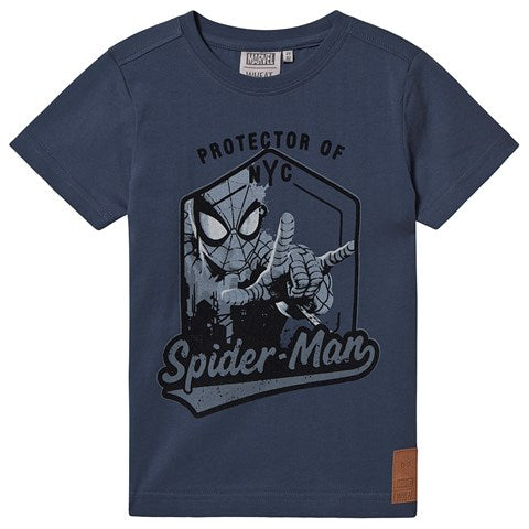 Spiderman T-Shirt Indigo