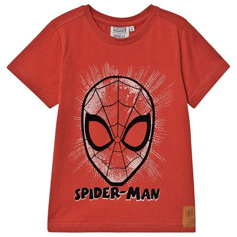 T-Shirt Spider Face