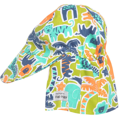 Flap Hat Zoo Mania