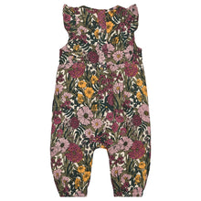 Fog Floral Romper by MinyMo