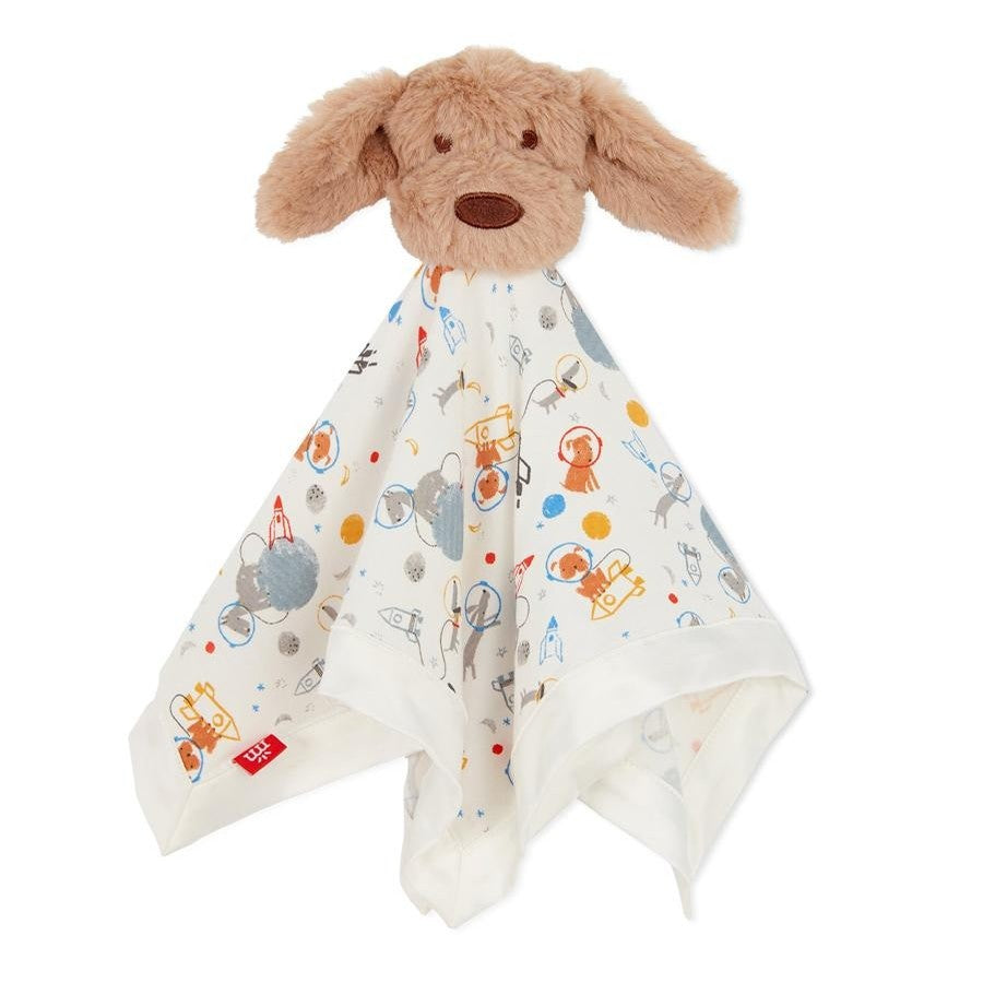 Astro Pups Modal Lovey Blanket by Magnetic Me