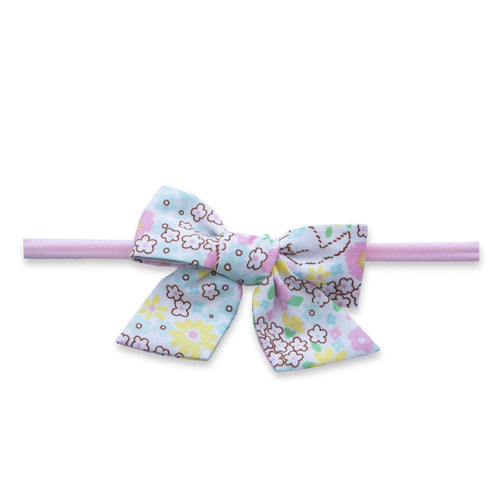 Big Cotton Bow By Baby Bling