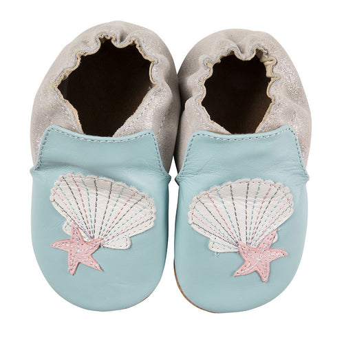 Shell & Sand Soft Sole Robeez