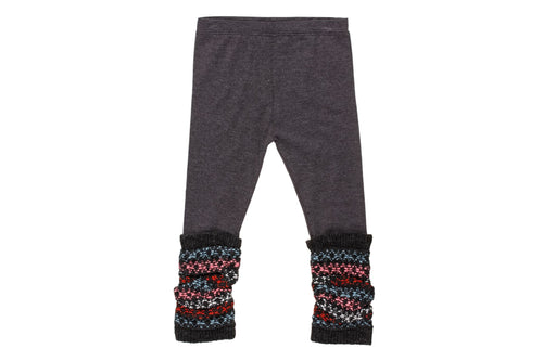 Sonora Valley Leggings in Charcoal by Mimi & Maggie