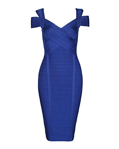 LOANIS BANDAGE DRESS - MORE COLORS