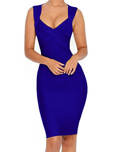 MILA BANDAGE DRESS