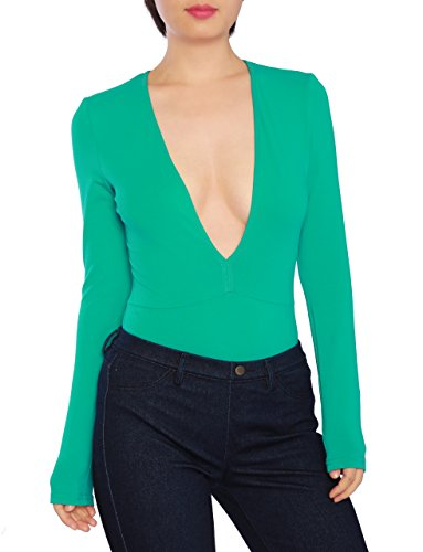 MAYA BODYSUIT TOP - MORE COLORS