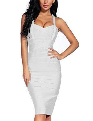 KRUPA BANDAGE DRESS - MORE COLORS
