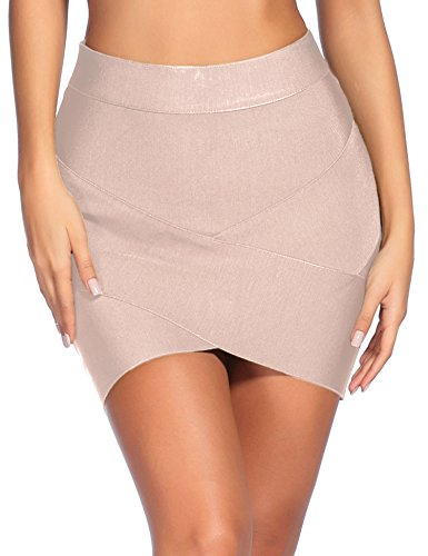 ELI MINI BANDAGE SKIRT - MORE COLORS