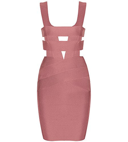 MILANA BANDAGE DRESS - 3 COLORS