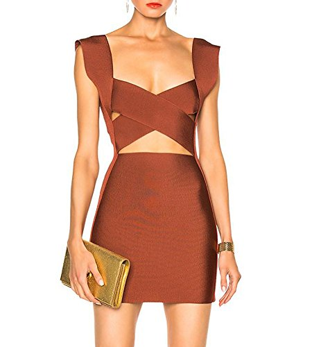 KY BANDAGE DRESS - MORE COLORS